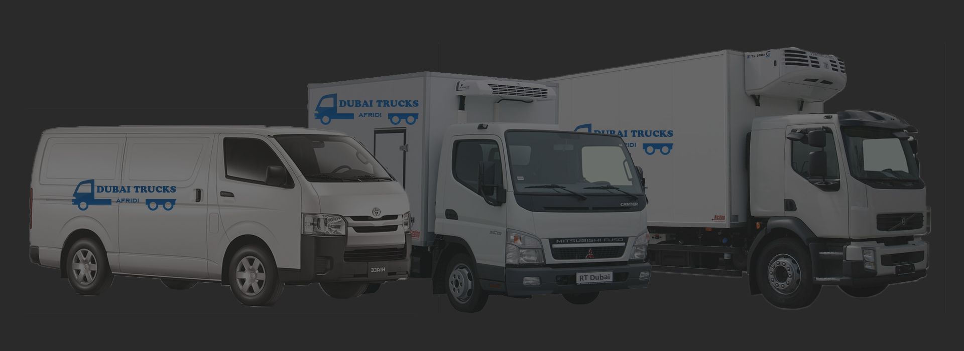 Refrigerated Truck Rental Dubai